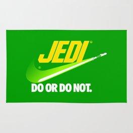 Brand Wars: Jedi - green lightsaber Rug