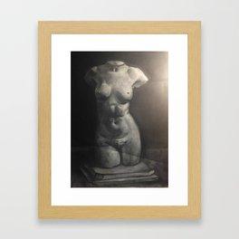 Sin Cabeza Framed Art Print
