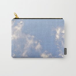 Sparkling Clouds Carry-All Pouch