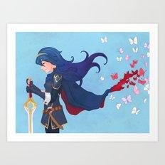 Lucina Art Print