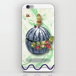 WATERMELON WALK iPhone Skin