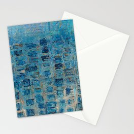 The windows of happiness Stationery Cards