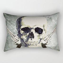 SkulBoy Rectangular Pillow