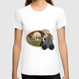 Jenny O'Meara's Saloon T-shirt