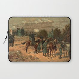 Civil War Battle of Chattanooga by Thulstrup Laptop Sleeve