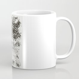 North Woods Sketch Coffee Mug