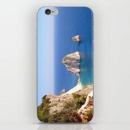 Zante Coastline iPhone Skin