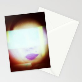Premonitions & Photons Stationery Cards