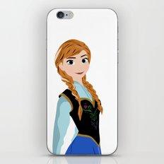 ANNA iPhone & iPod Skin