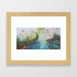 Becoming More Framed Art Print