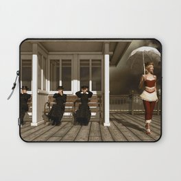 The victorian scandal Laptop Sleeve
