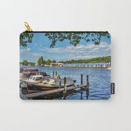 Preparing For Henley Royal Regatta Carry-All Pouch