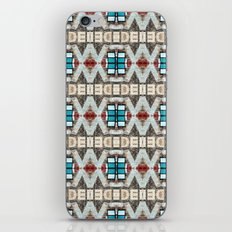 Manhattan Hieroglyphics iPhone Skin