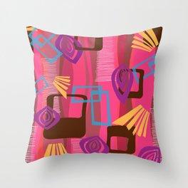 Shagtastic Throw Pillow