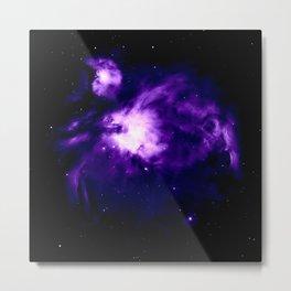 Hauntingly Beautiful Orion Nebula Metal Print