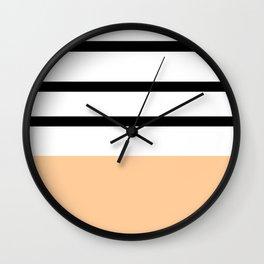 Simply Blush Wall Clock