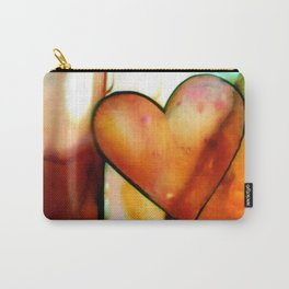 Heart Dreams 1 by Kathy Morton Stanion Carry-All Pouch