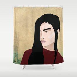 Portrait MVC NYC Shower Curtain