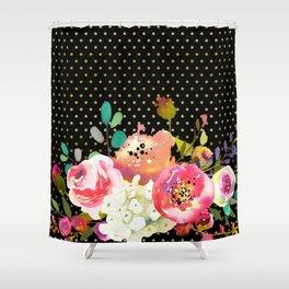 Flowers bouquet #32 Shower Curtain