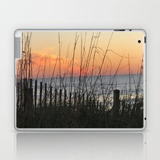 Beach Sunrise Laptop & iPad Skin
