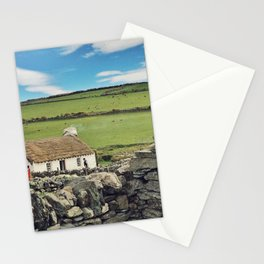 Thatched cottage, Ireland Stationery Cards