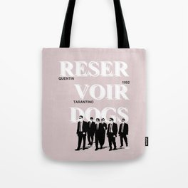 Reservoir Dogs | Quentin Tarantino Tote Bag