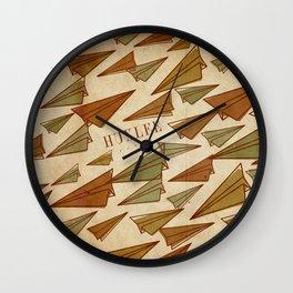 Huxlee Music Merch Wall Clock