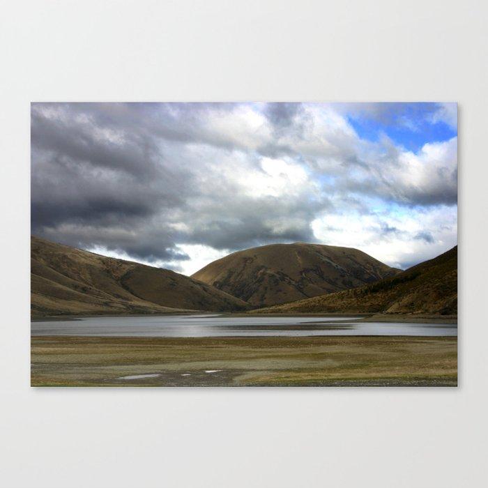 Arthurs Pass Scenic Landscape Canvas Print