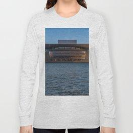 Copenhagen Opera House Long Sleeve T-shirt