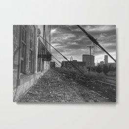 St. Louis Vacancy Metal Print