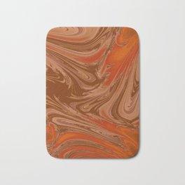 Neutrals Abstract Bath Mat