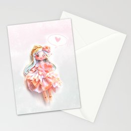 Believe in fairies.. Stationery Cards