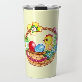 EASTER BASKET Travel Mug
