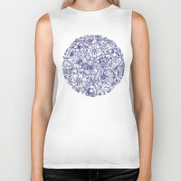 leaf Biker Tanks featuring Circle of Friends by micklyn