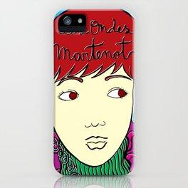 Les Ondes Martenot iPhone Case