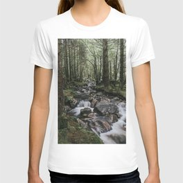 The Fairytale Forest - Landscape and Nature Photography T-shirt