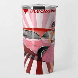 I love Rockabilly Travel Mug