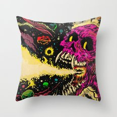 Interstellar Overdrive  Throw Pillow