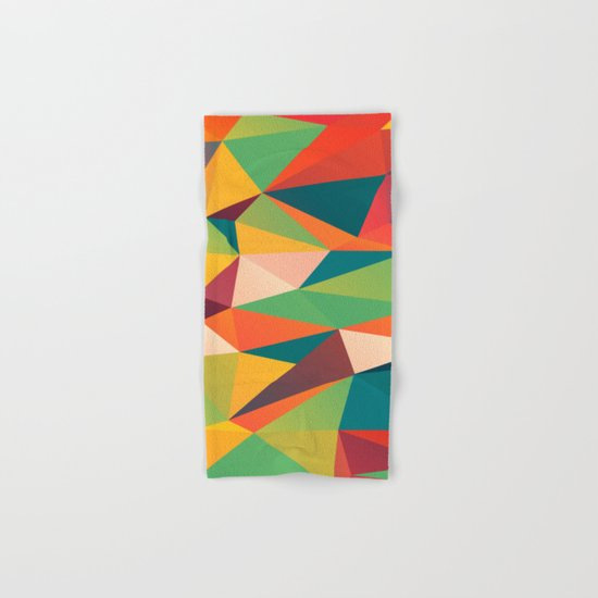Geometric XIII Hand & Bath Towel