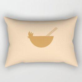 Phở Gà (Chicken Phở) Rectangular Pillow