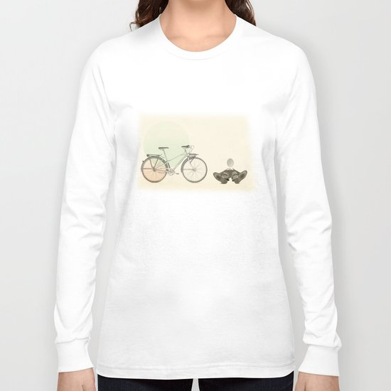 bad egg Long Sleeve T-shirt