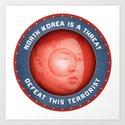 North Korea Is A Threat by politics