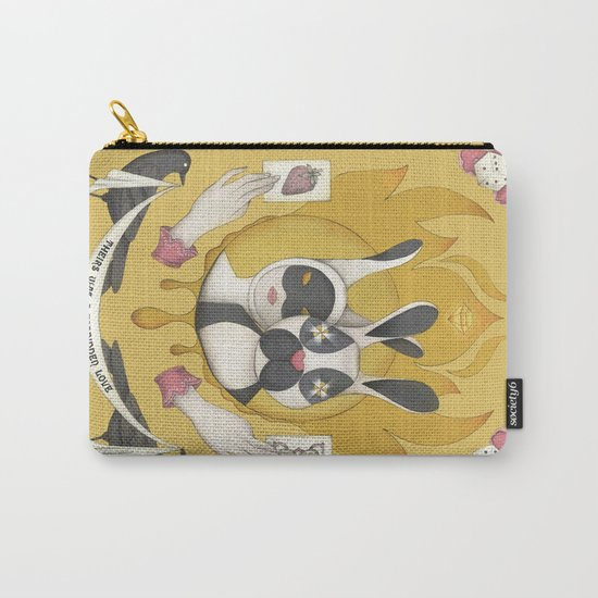 theirs was a forbidden love Carry-All Pouch