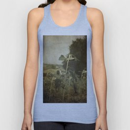 Dove gira il sole Unisex Tank Top