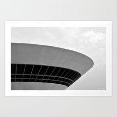 Architecture IX Art Print