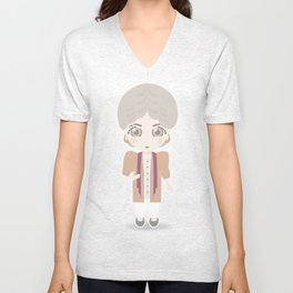 Girls in their Golden Years - Dorothy Unisex V-Neck