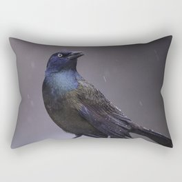 Grackle Rectangular Pillow