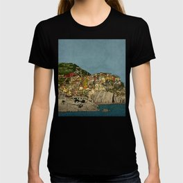 Of Houses and Hills T-shirt