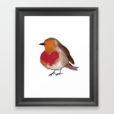 Another bird Framed Art Print