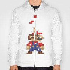 Super Mario Tetris Hoody